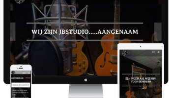 JBStudio - Website online